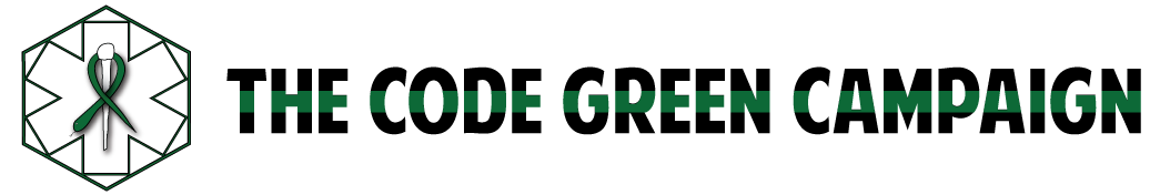 The Code Green Campaign Logo